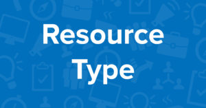 Collateral - Resource Type