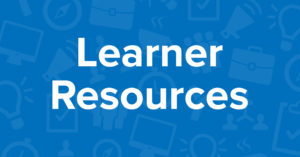 Learner Resources - Resource Type