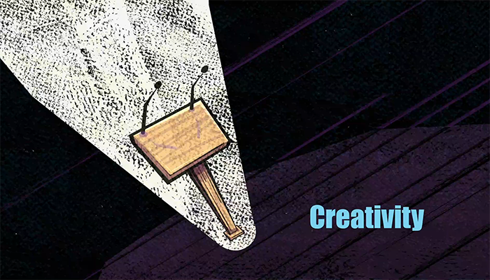 An Overview of Creativity Video