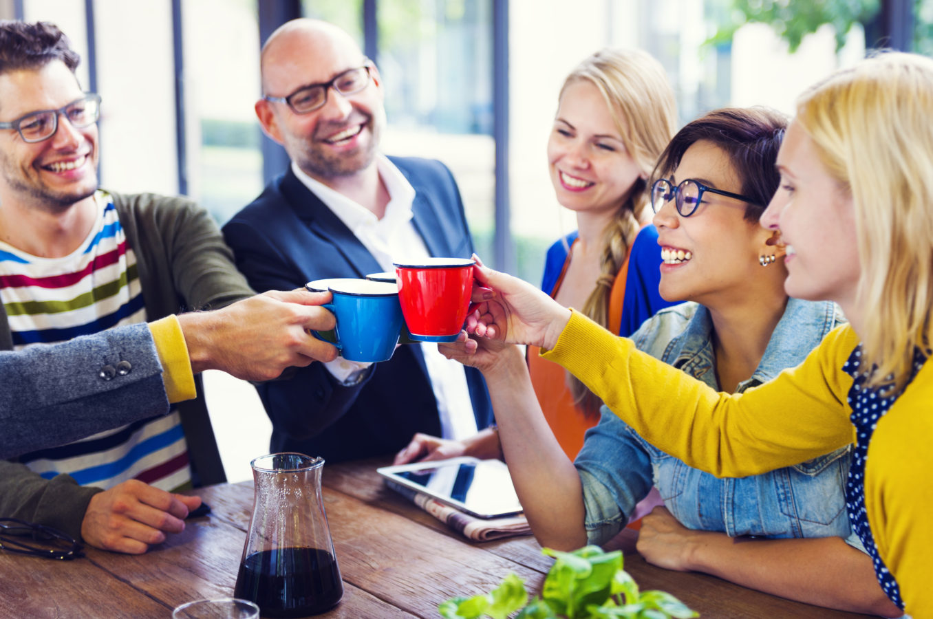 Your Top Tips for Building a Positive Team