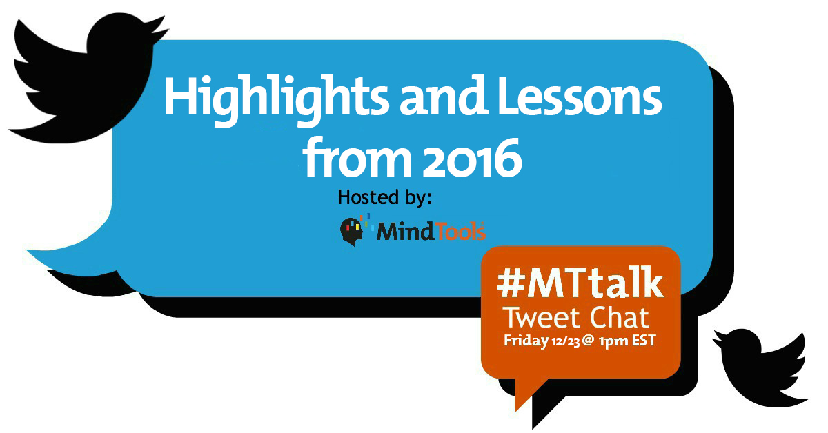 #MTtalk Highlights and Lessons From 2016