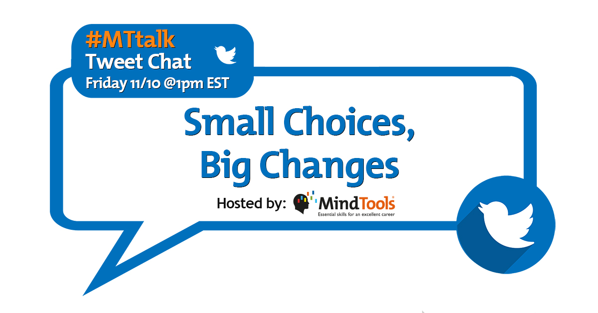 MTtalk Small Choices, Big Changes