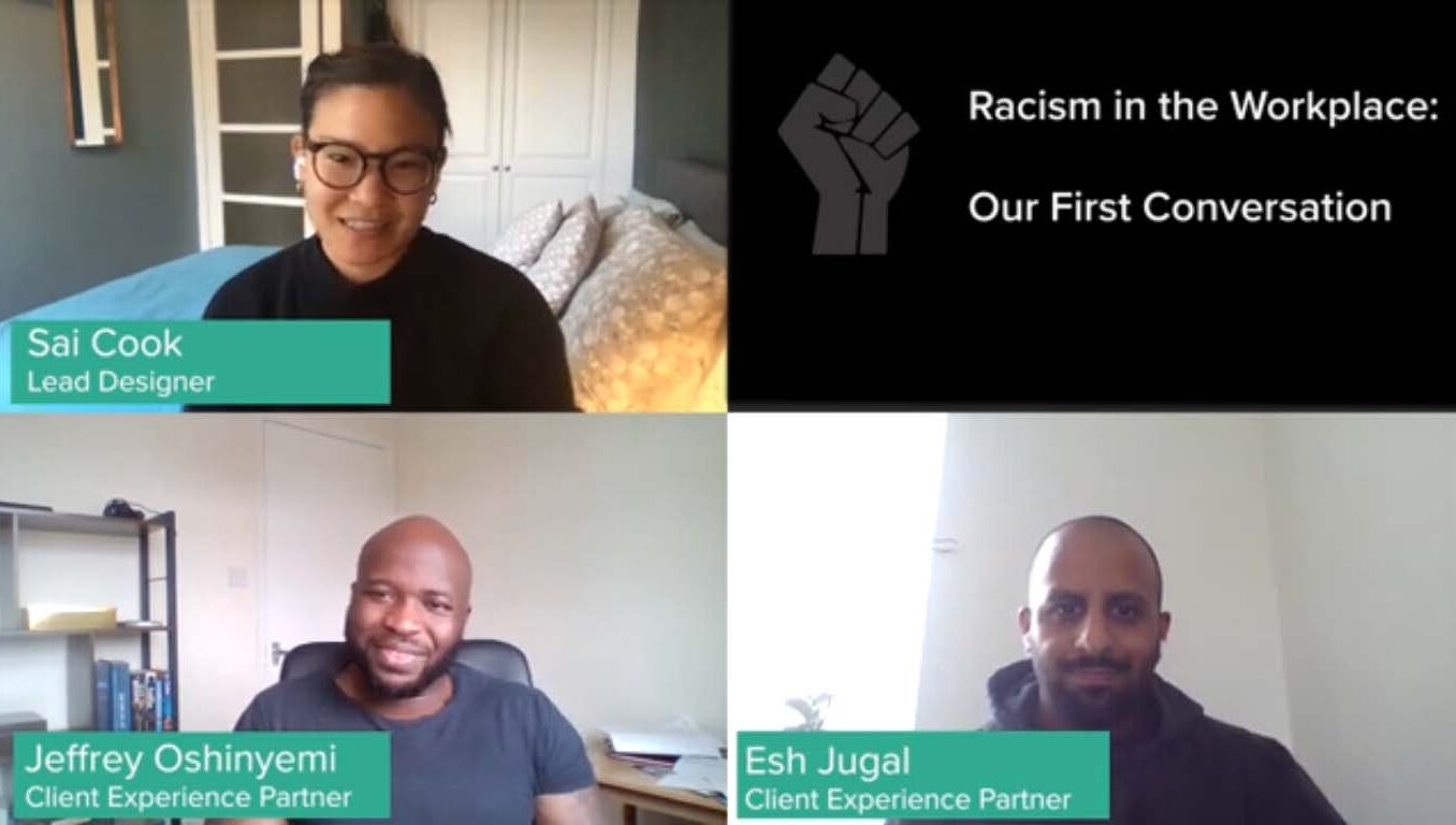 Racism in the Workplace: No Laughing Matter – Our First Conversation, Part 2