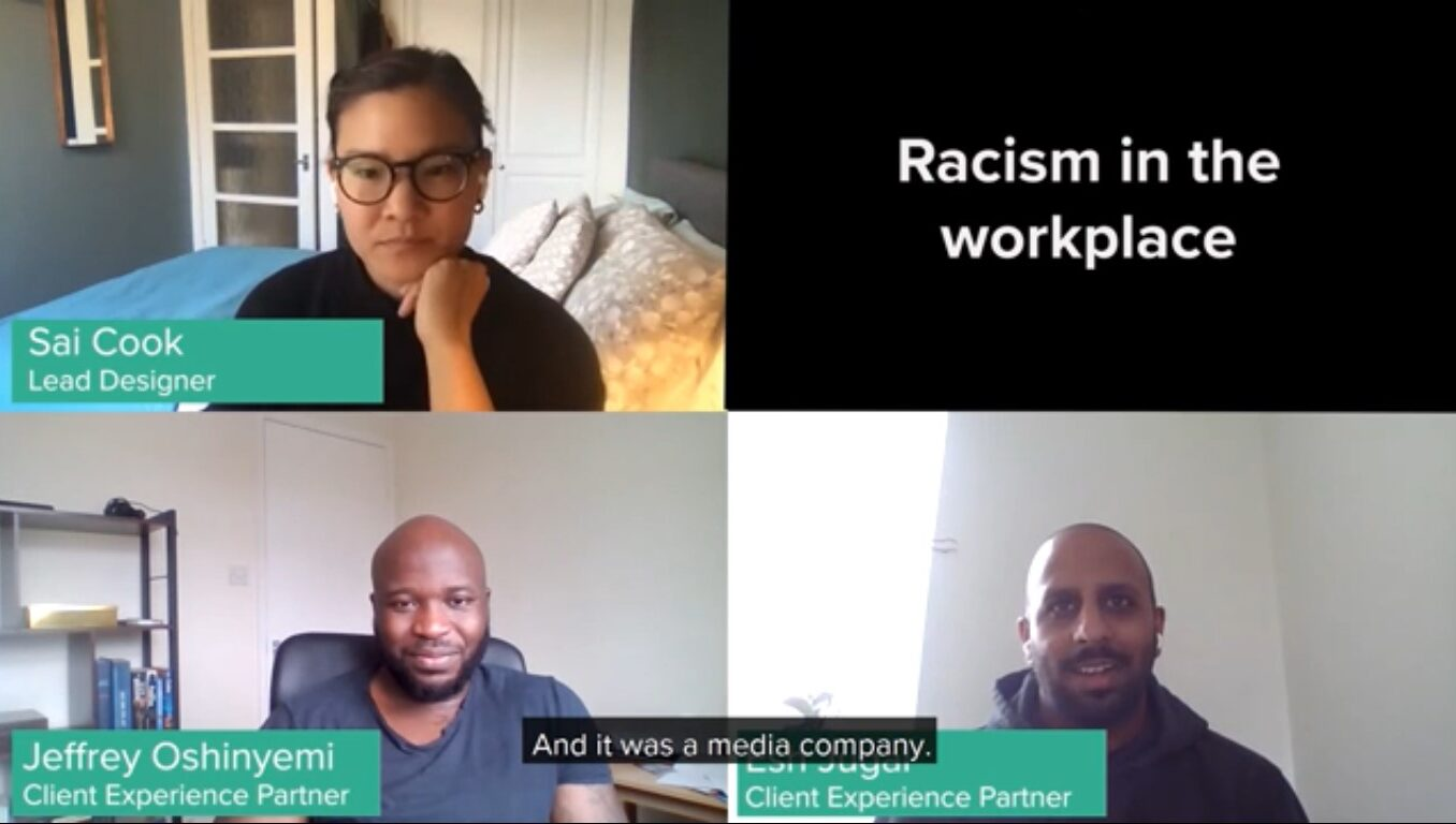 Racism in the Workplace: No Laughing Matter