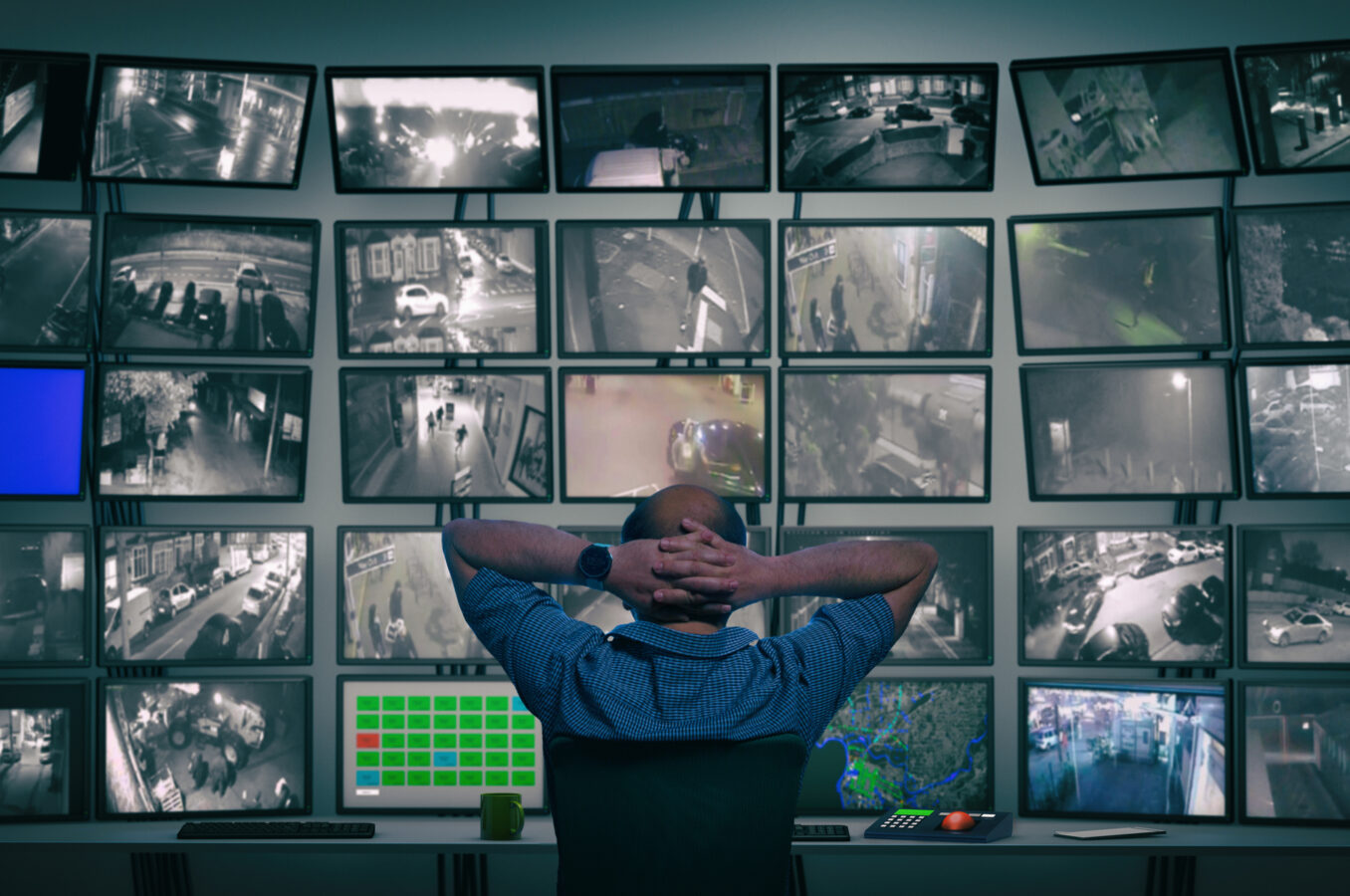 Surveillance and Micromanagement – a Tale From the Frontline