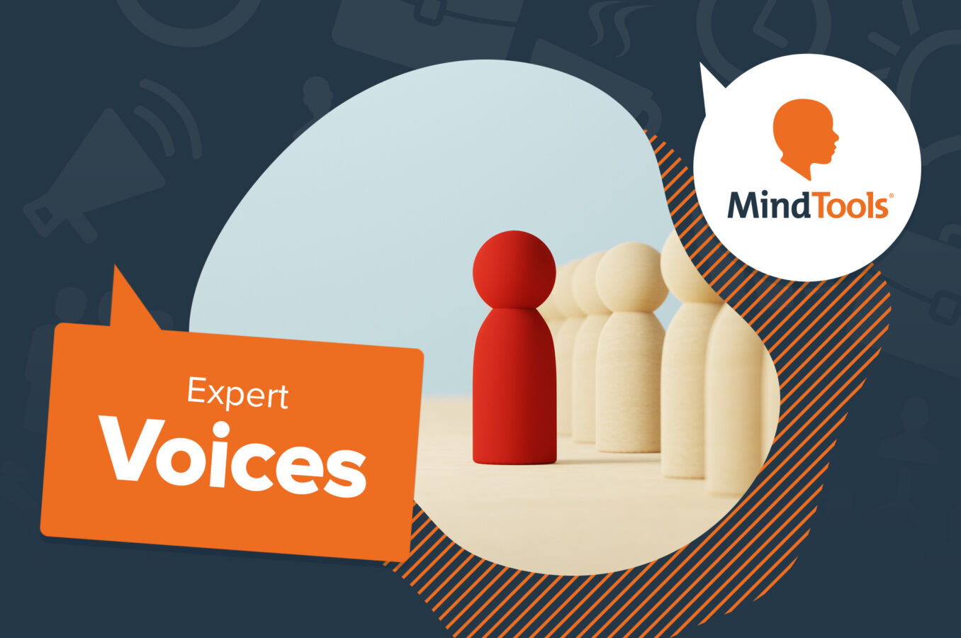 Mind Tools Expert Voices title