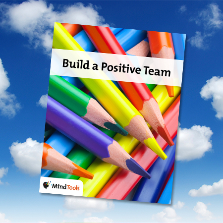 Build a Positive Team Workbook