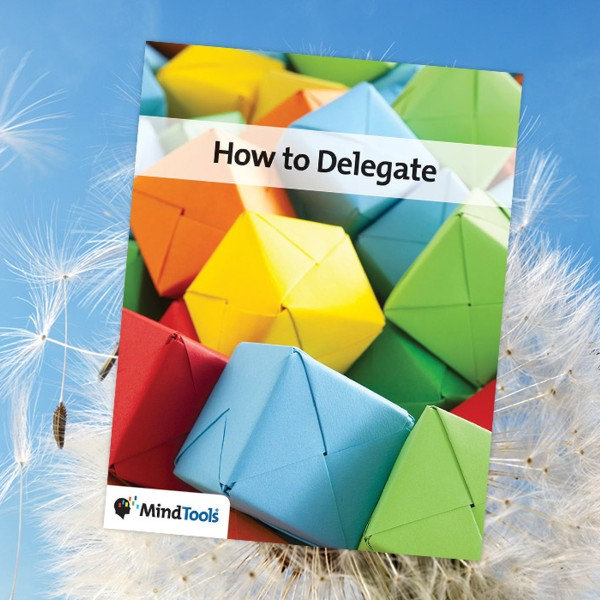 How to Delegate Workbook