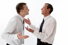 How to resolve conflict
