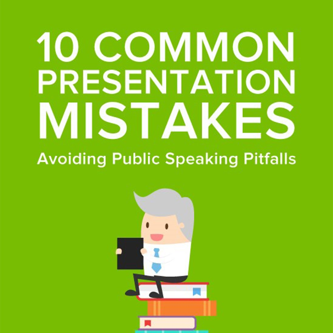 10 Common Presentation Mistakes - Communication Skills From Mind Tools