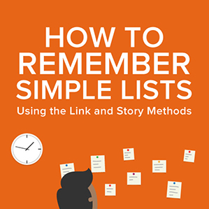 How to Remember Simple Lists
