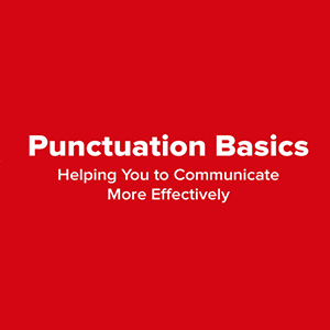 Punctuation Basics Infographic