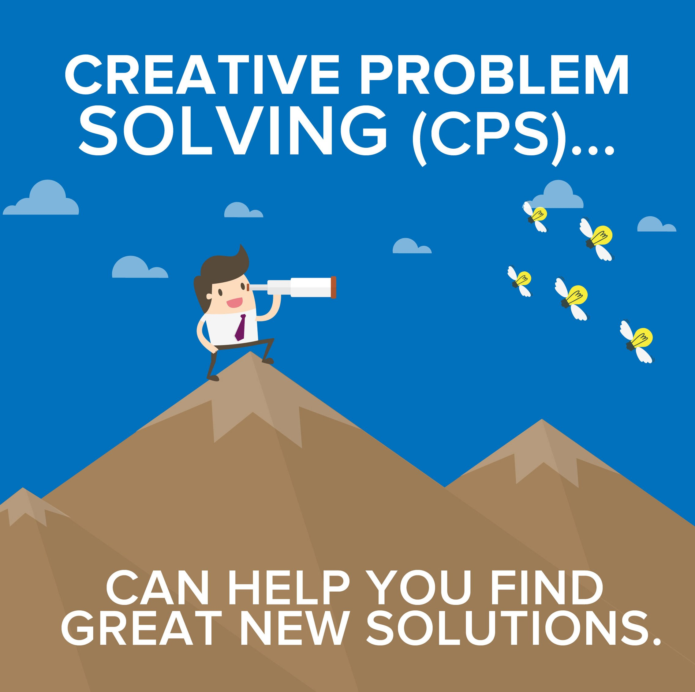 Creative Problem Solving - Creativity Tools From MindTools.com