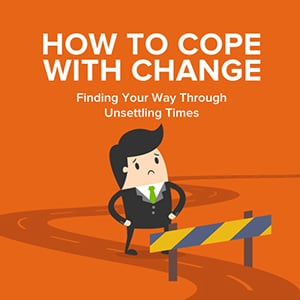 How to Cope With Change Infographic