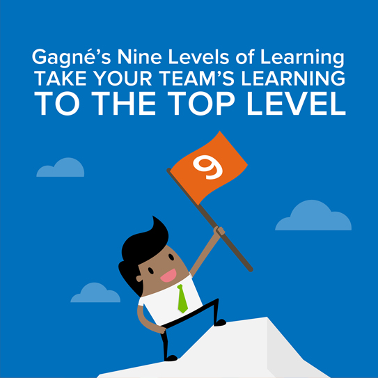 Take Your Team's Learning to The Top Level Infographic