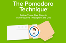 The Pomodoro Technique Infographic