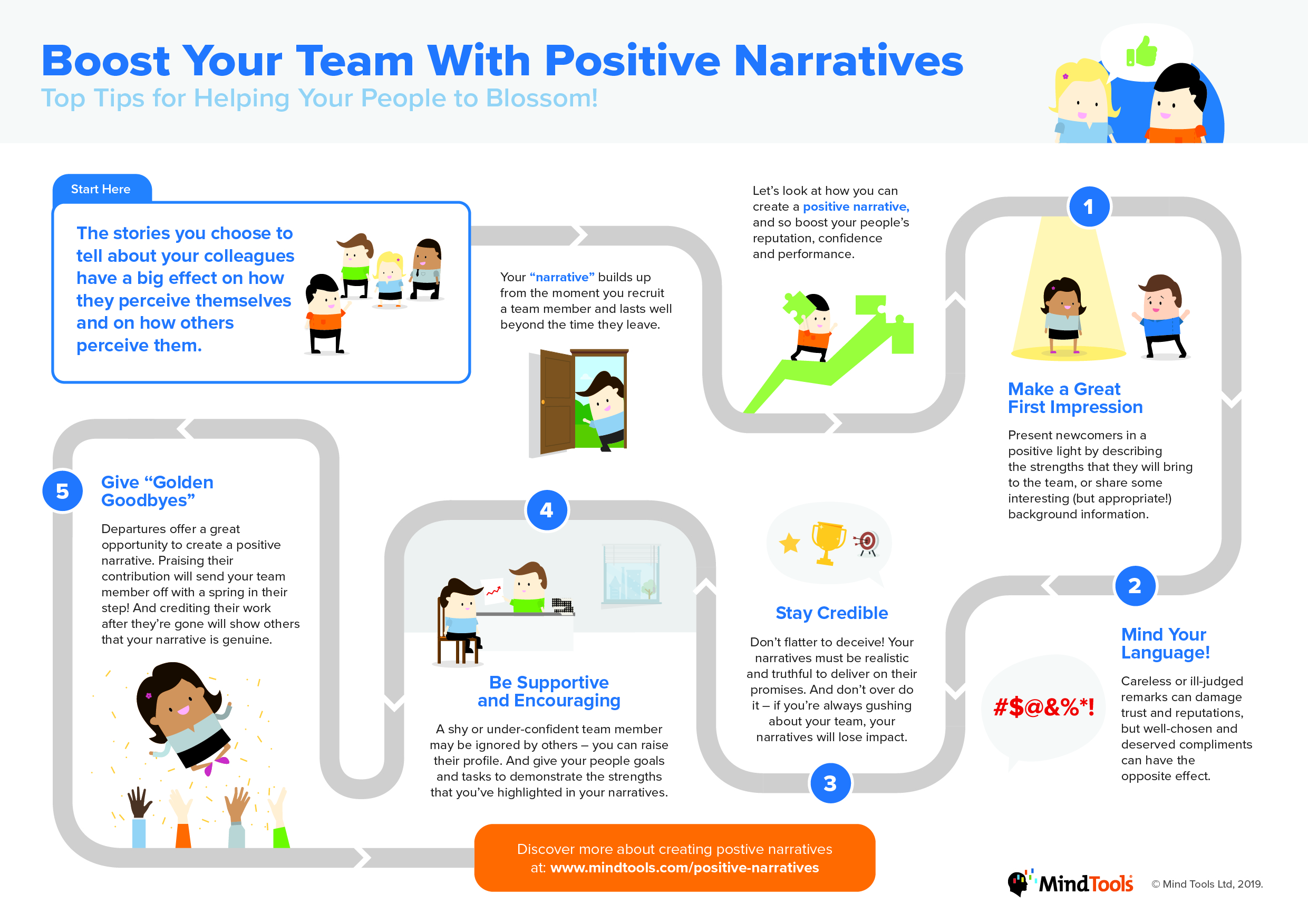 Boost Your Team With Positive Narratives