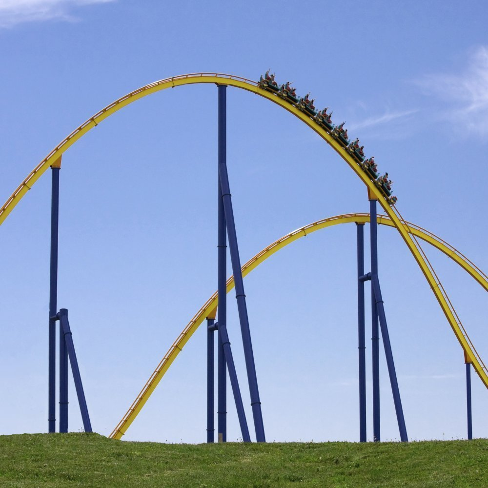 the physics of roller coasters To keep roller coasters on the track, make sure to do the math this activity gives students hands-on experience with several mathematical and physical concepts in the development of a safe roller coaster.