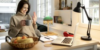 Working From Home - Balancing Productivity and Well-Being