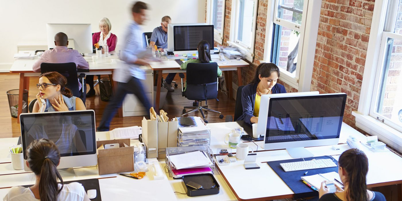How to Focus in an Open-Plan Office - Balancing Collaboration With Privacy