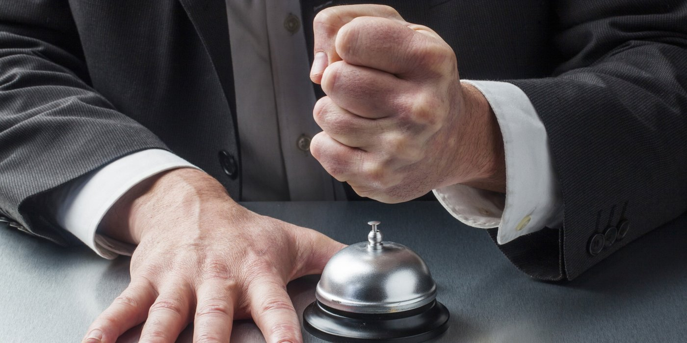 Dealing With Rude Customers - From MindTools com
