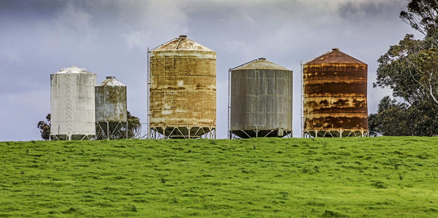 breaking down silos at work