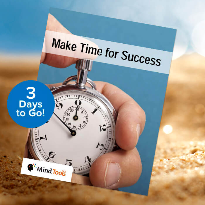 Make Time for Success